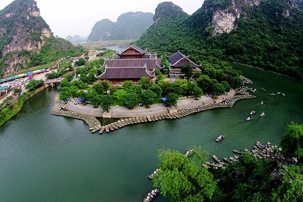 Tour Hà Nội – Tràng An – Chùa Bái Đính